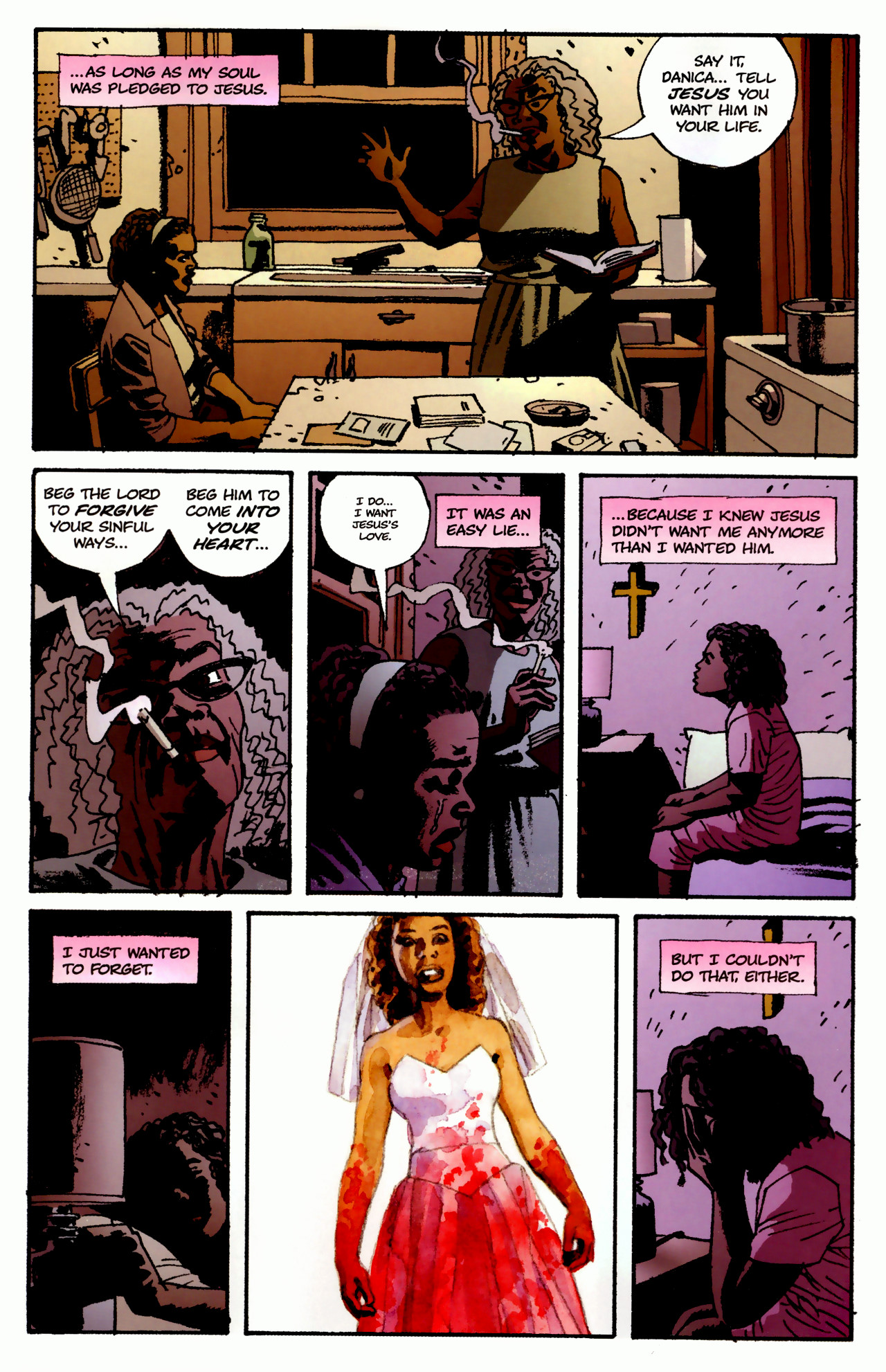 Read online Criminal (2008) comic -  Issue #3 - 15