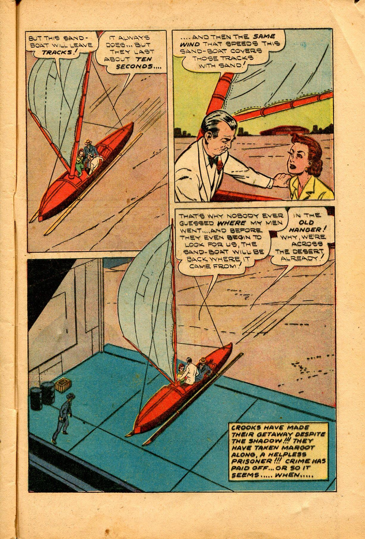 Read online Shadow Comics comic -  Issue #94 - 43