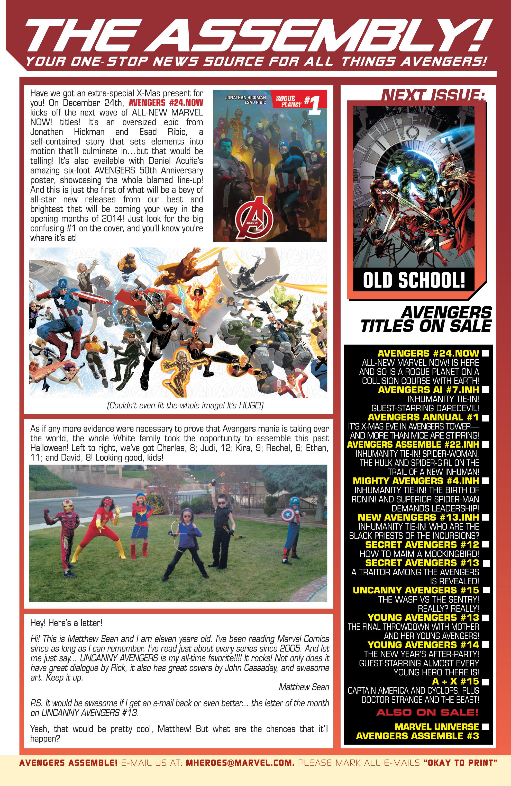 Read online Avengers (2013) comic -  Issue #Avengers (2013) _TPB 5 - 37
