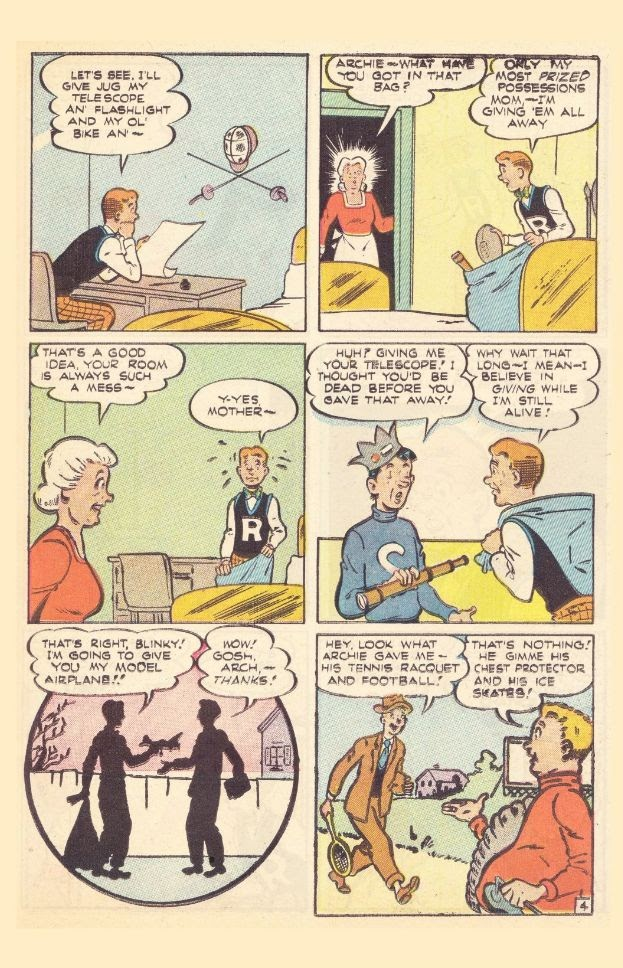 Archie Comics issue 039 - Page 13