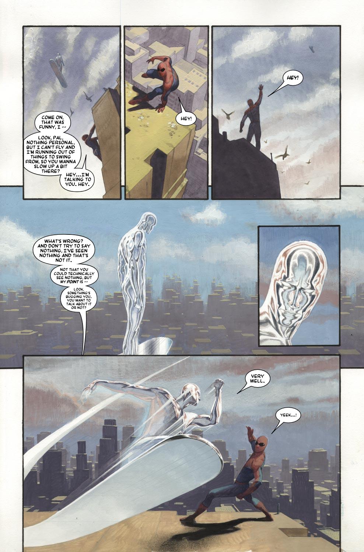 Read online Silver Surfer: Requiem comic -  Issue #2 - 11