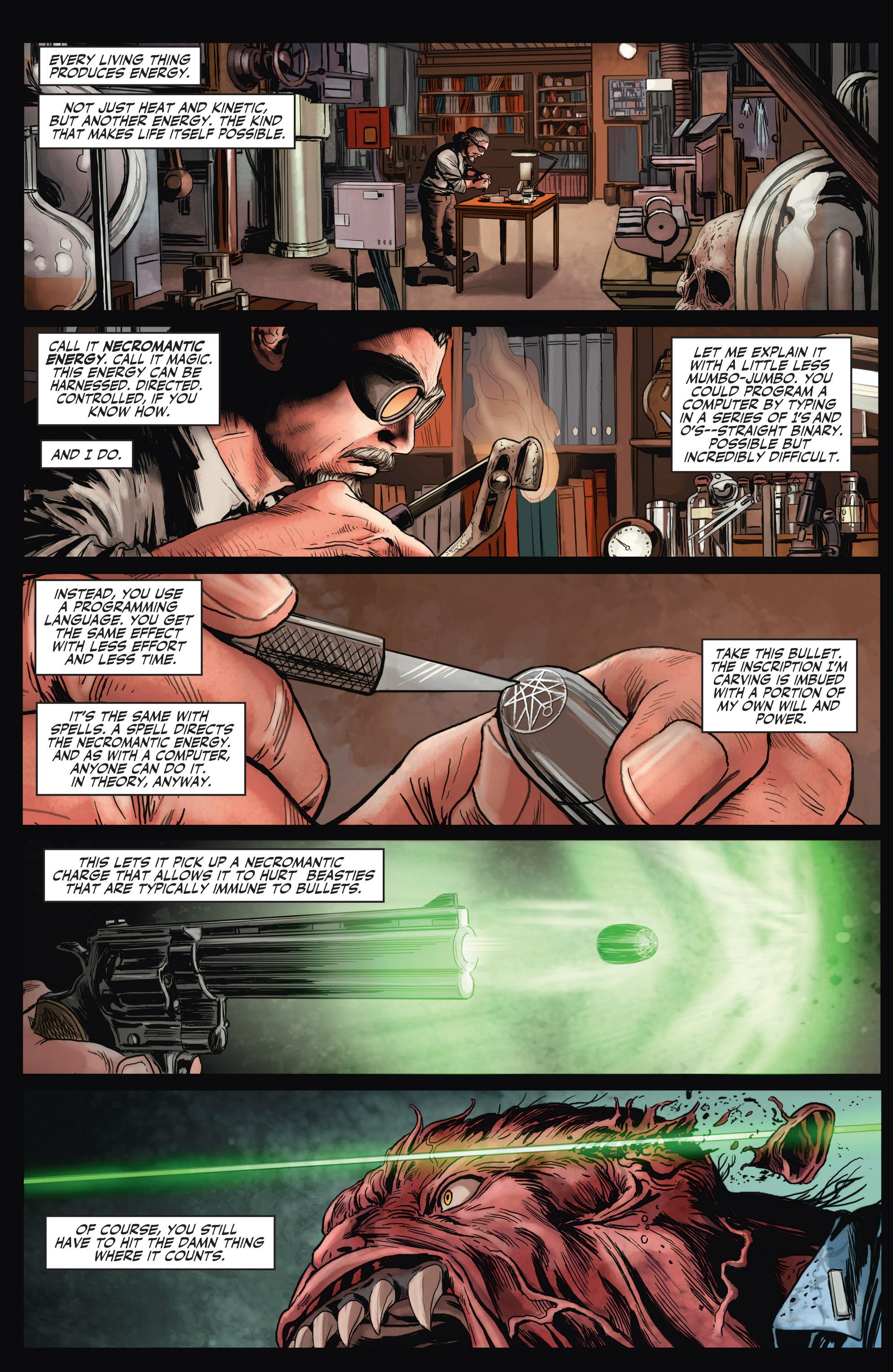 Read online Shadowman (2012) comic -  Issue #2 - 3