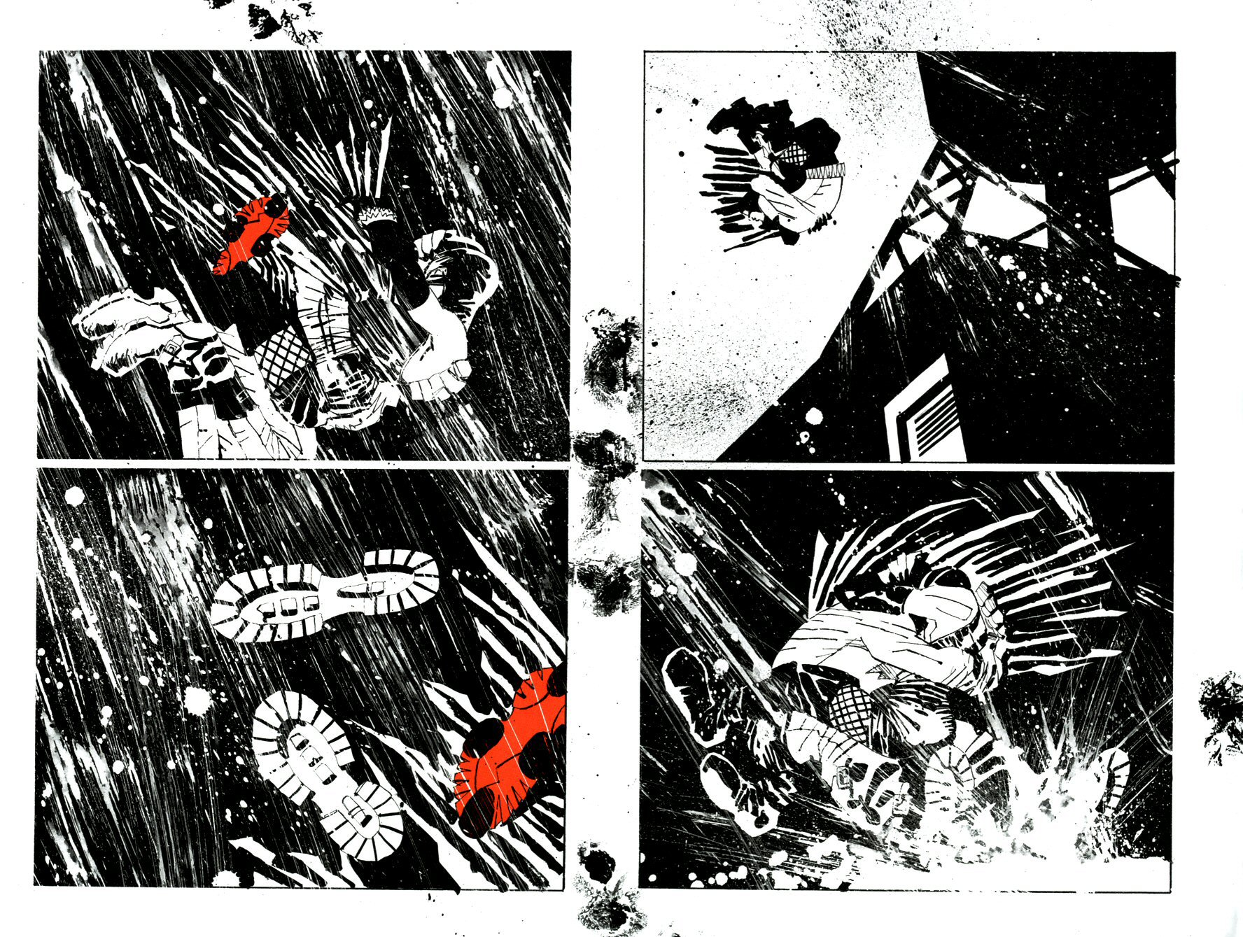 Read online Frank Miller's Holy Terror comic -  Issue # TPB - 21