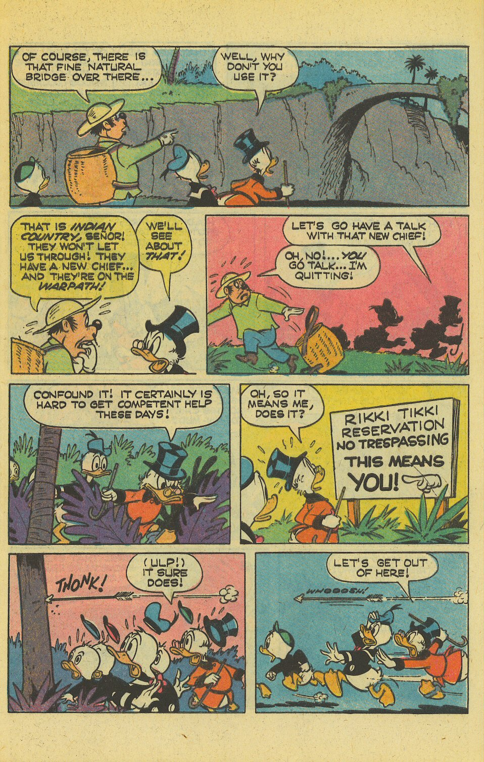 Read online Uncle Scrooge (1953) comic -  Issue #163 - 9