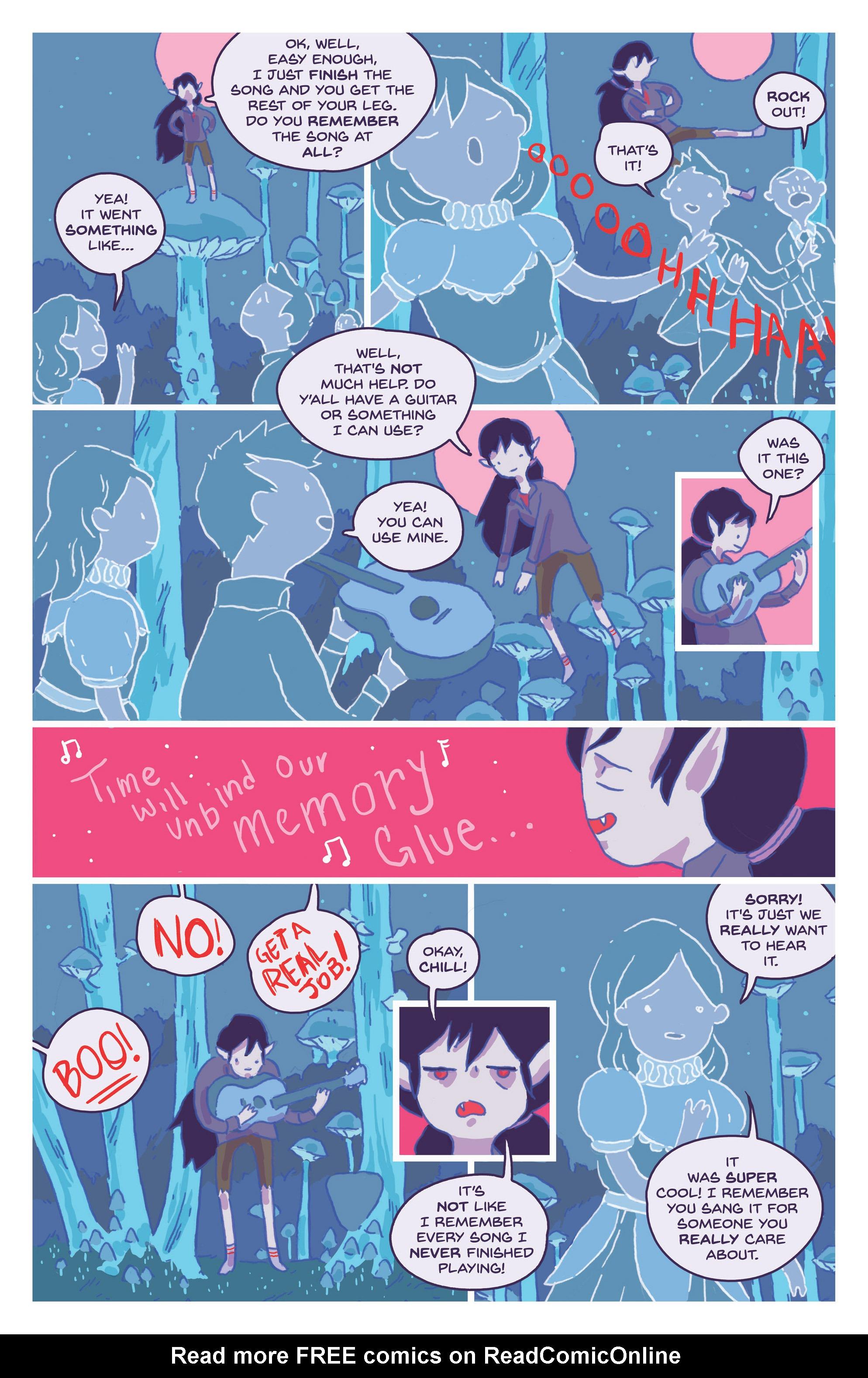Read online Adventure Time Comics comic -  Issue #3 - 15