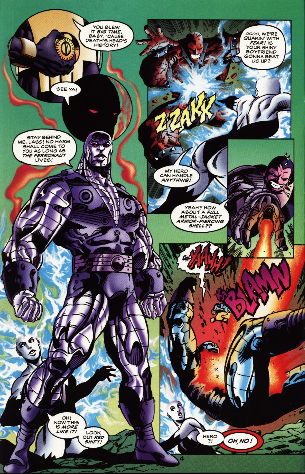 Read online Superboy & The Ravers comic -  Issue #12 - 5