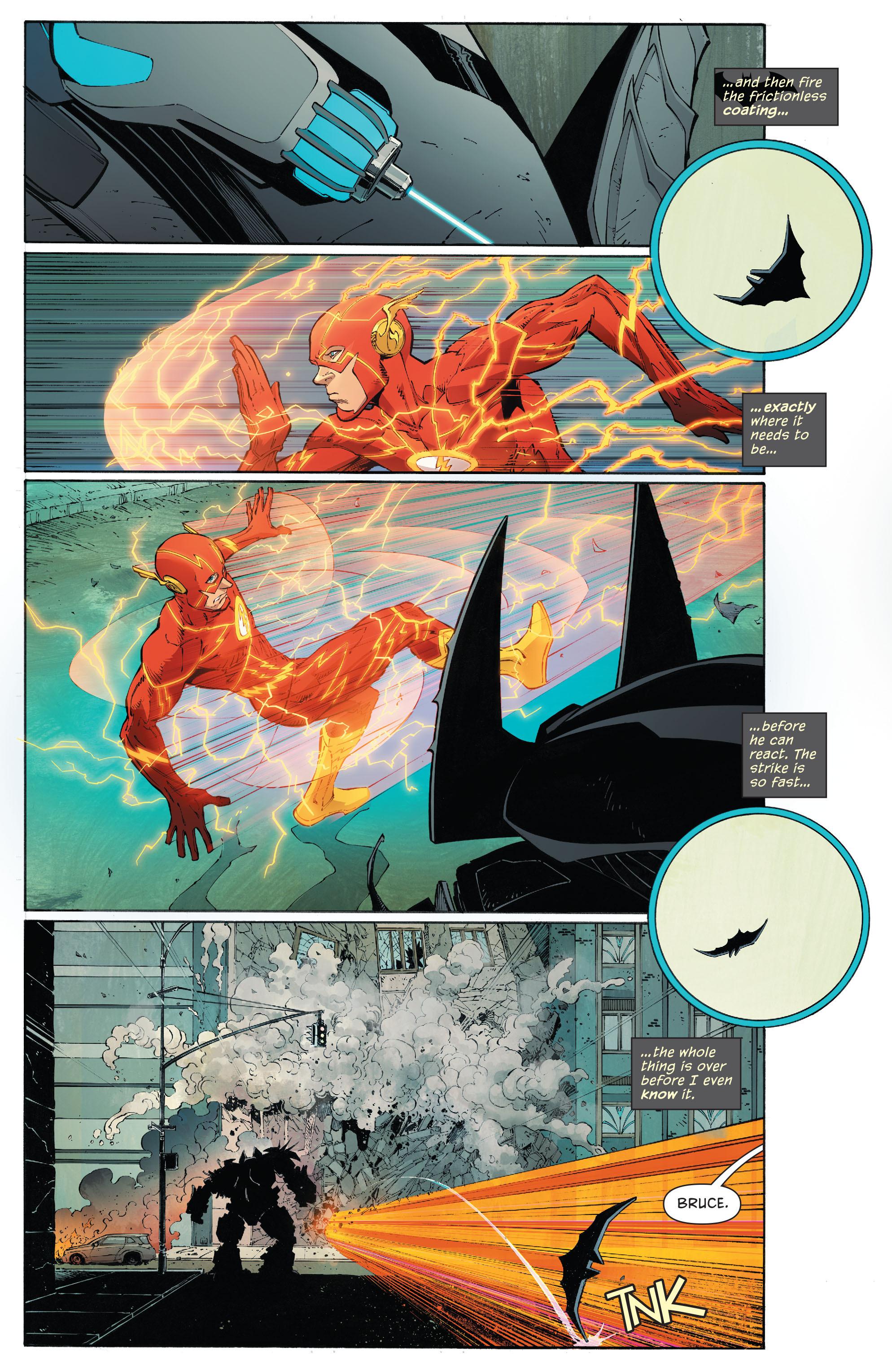 Read online Batman (2011) comic -  Issue # _TPB 7 - 22