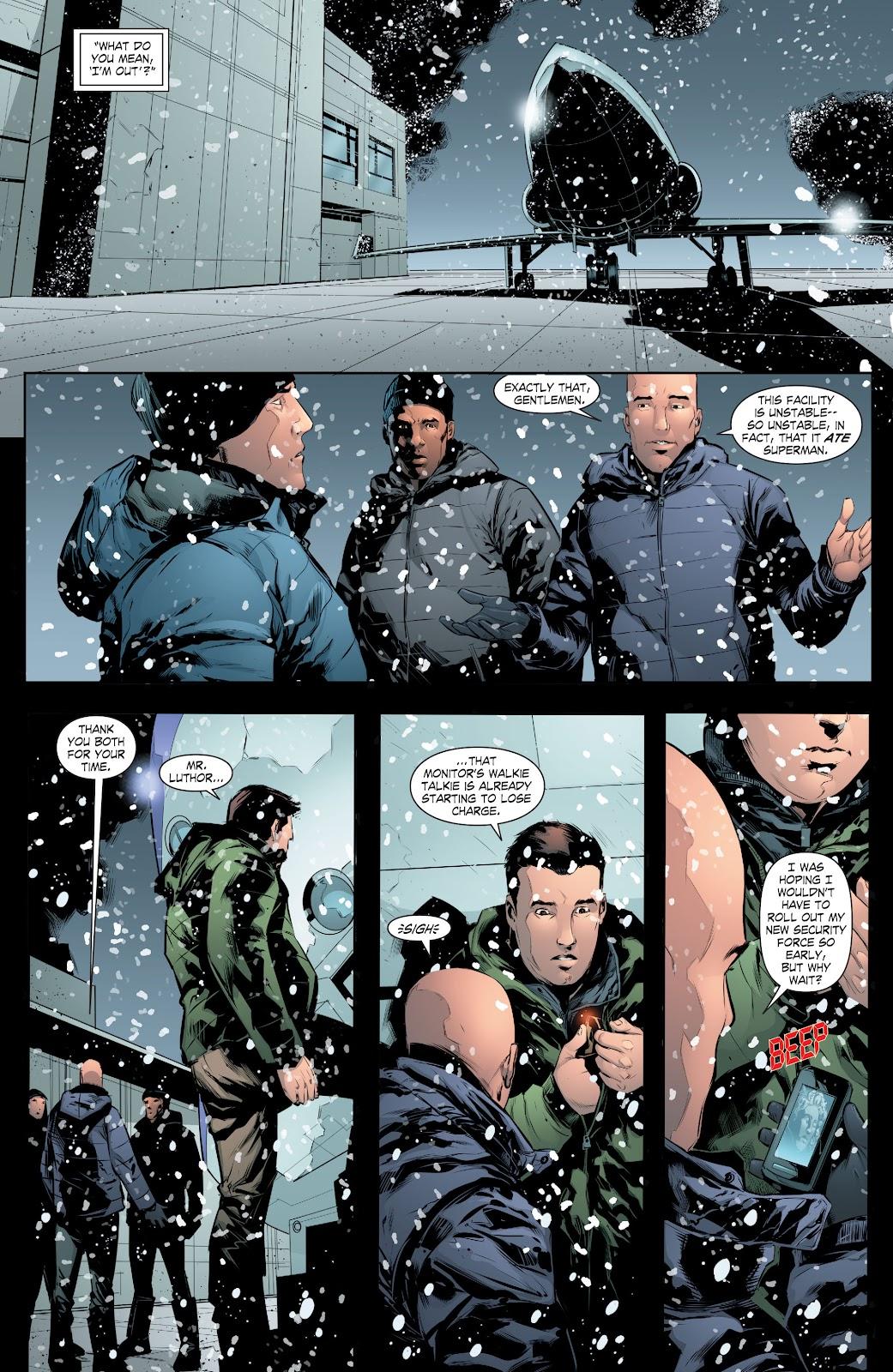 Read online Smallville Season 11 [II] comic -  Issue # TPB 8 - 69