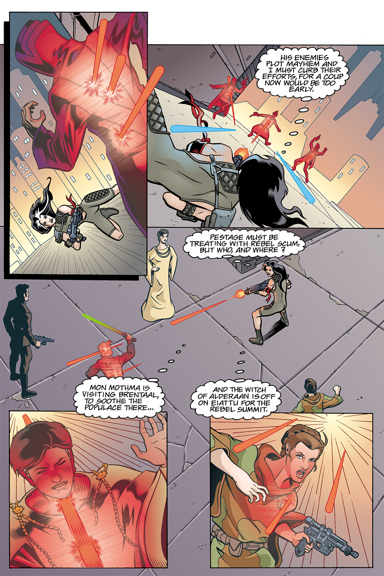 Read online Star Wars Omnibus comic -  Issue # Vol. 3 - 204