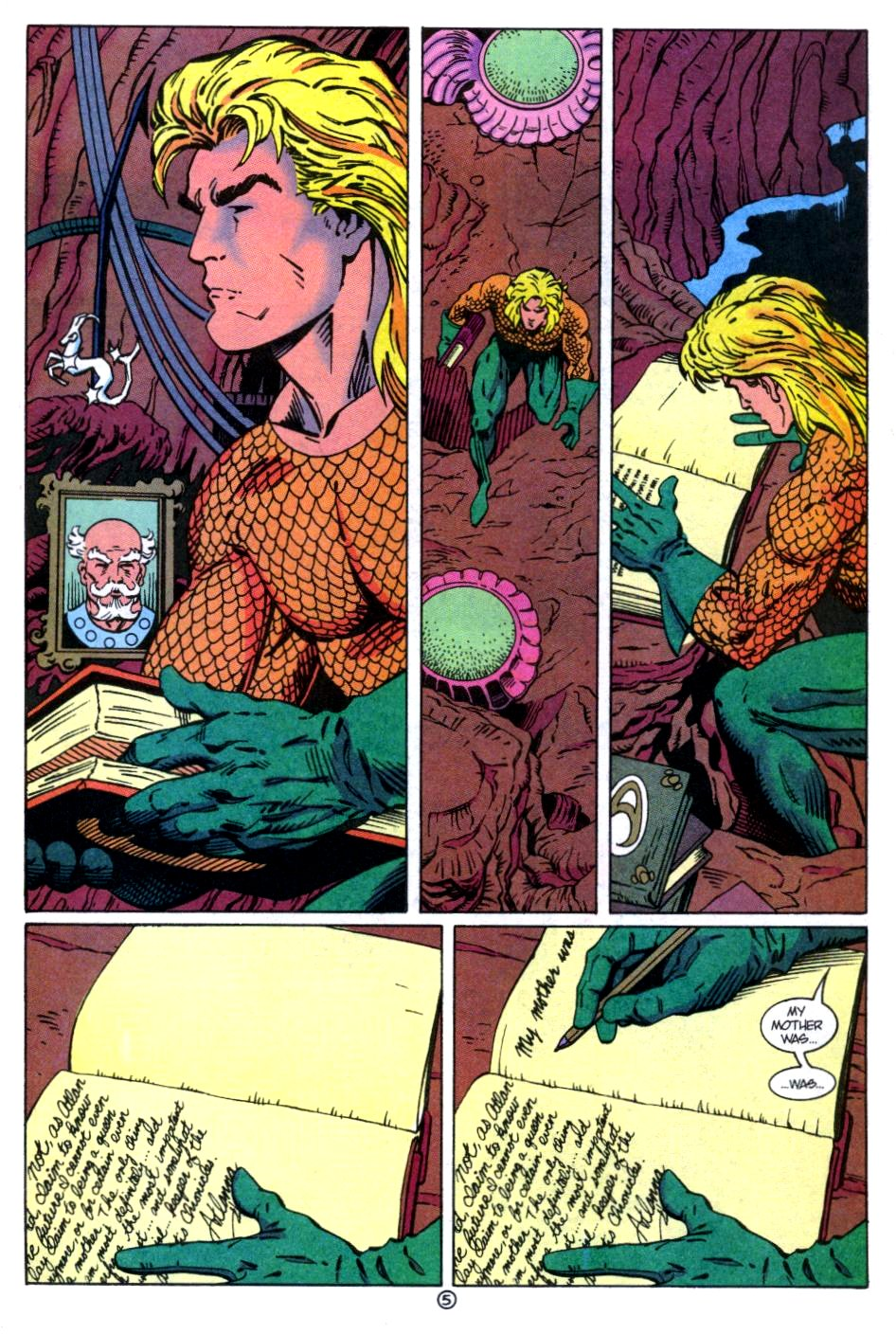 Read online Aquaman: Time and Tide comic -  Issue #1 - 6