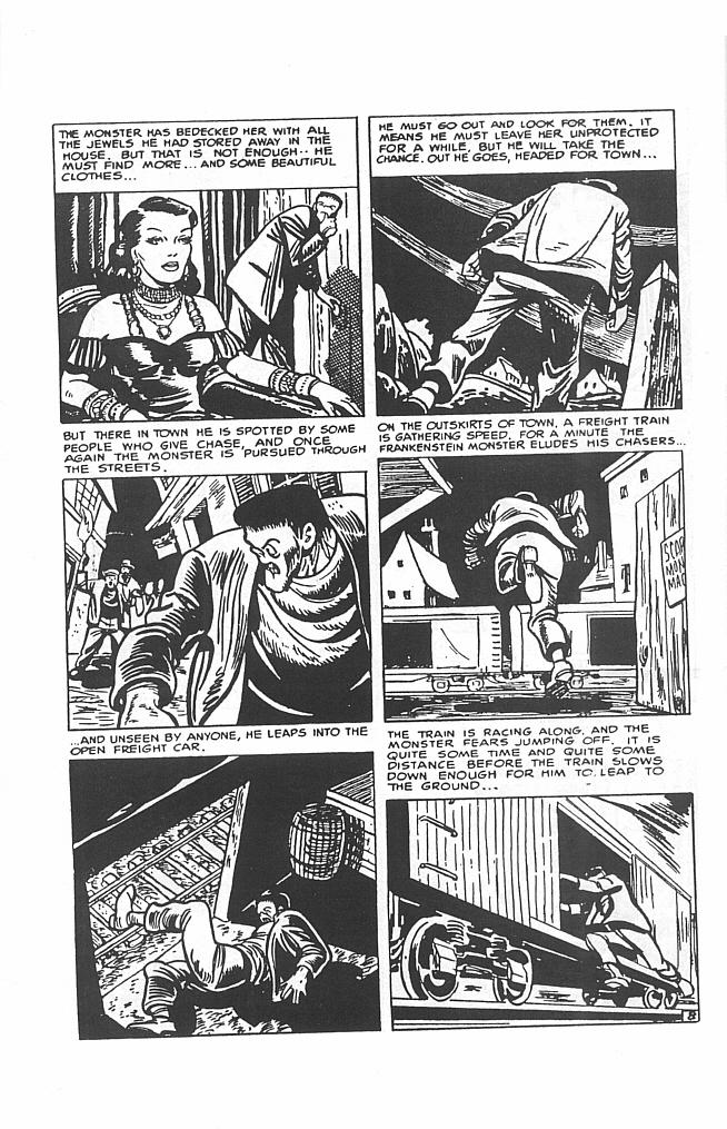 Read online Men of Mystery Comics comic -  Issue #34 - 10