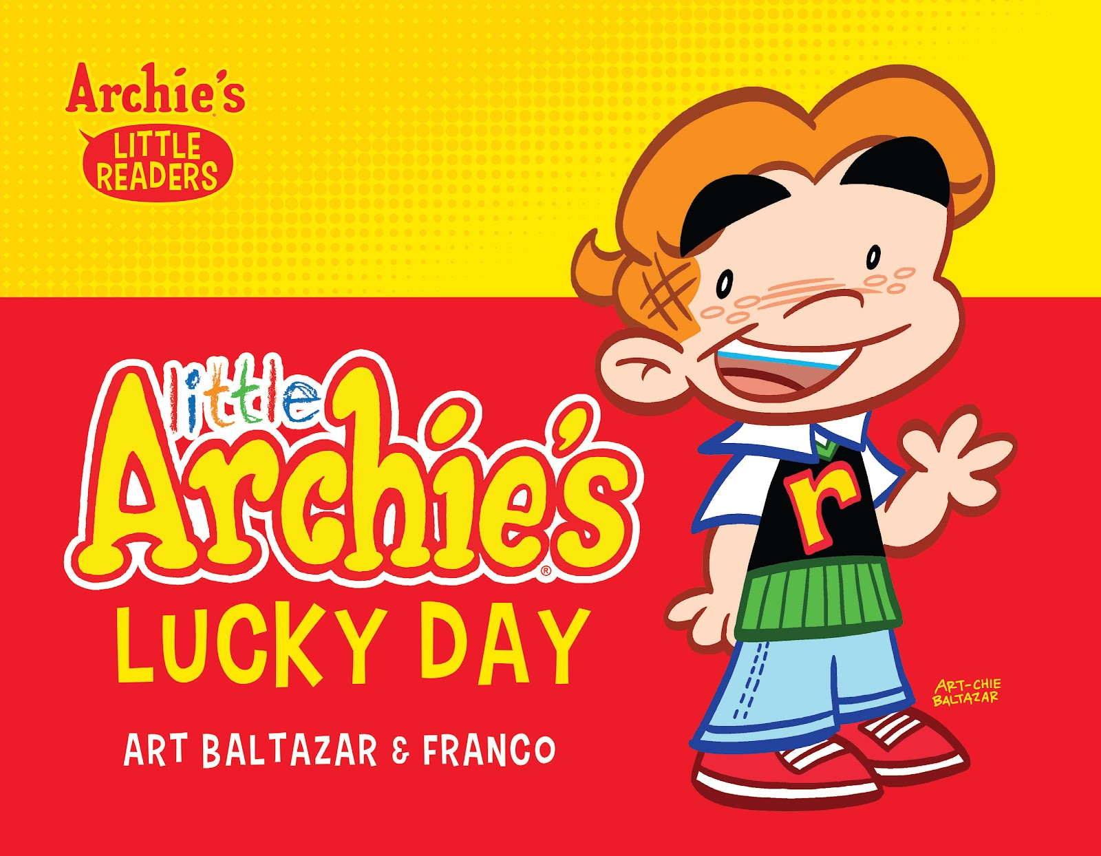 Read online Little Archie's Lucky Day comic -  Issue # Full - 1