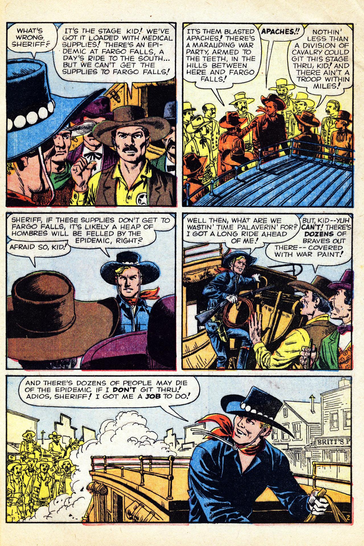 Read online Two-Gun Kid comic -  Issue #52 - 29