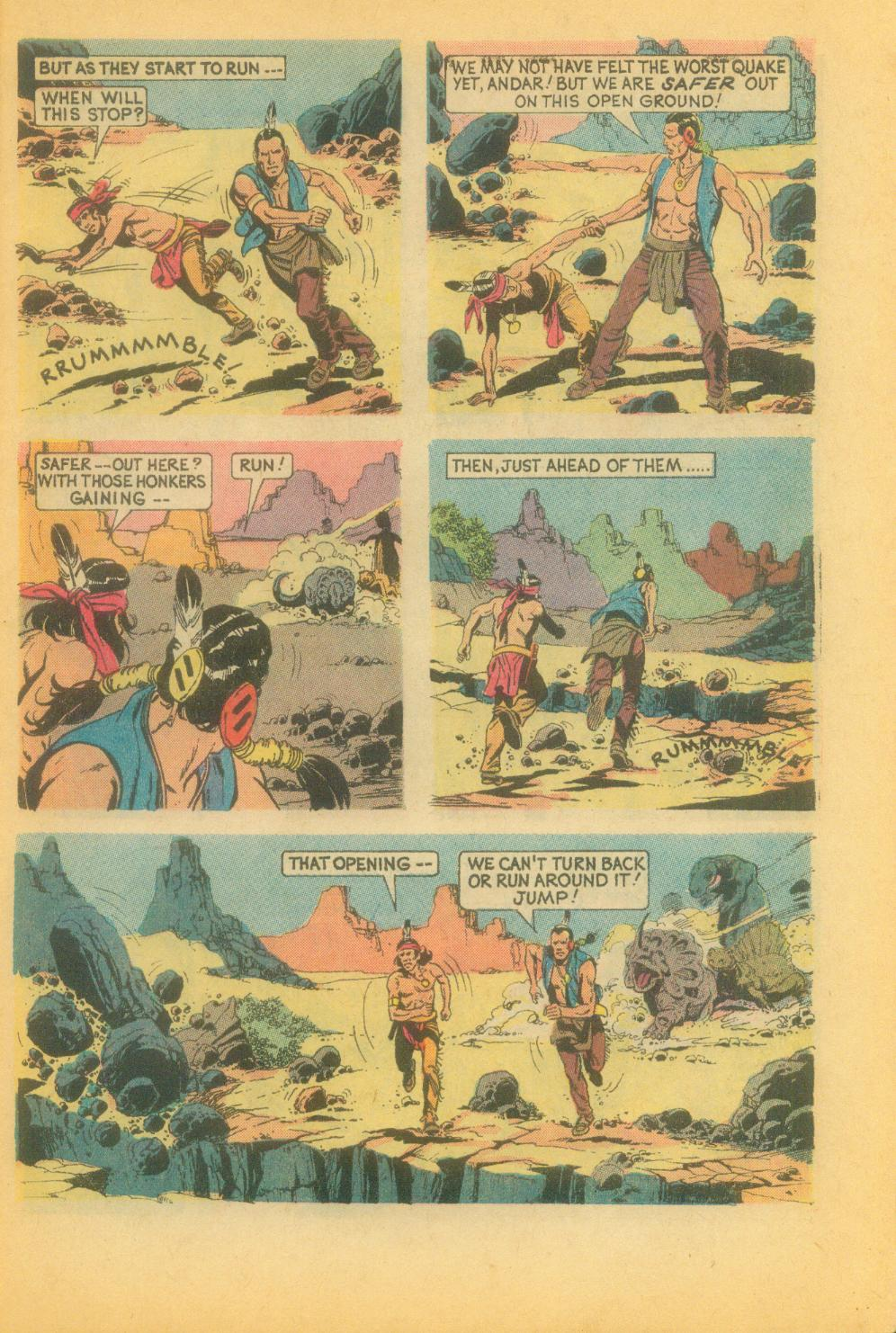 Read online Turok, Son of Stone comic -  Issue #87 - 31