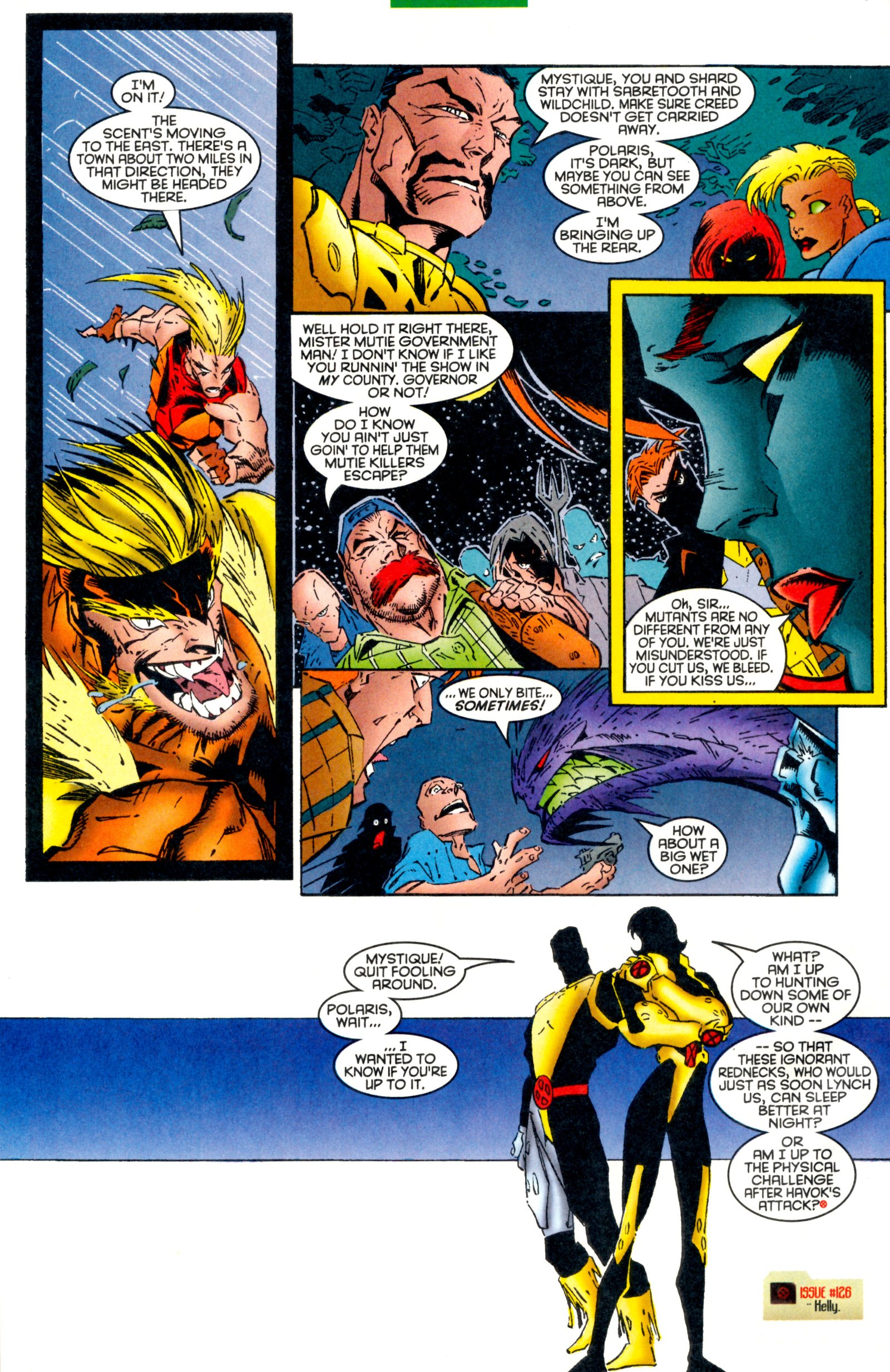 Read online X-Factor (1986) comic -  Issue #128 - 9