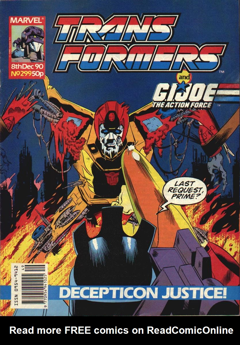 The Transformers (UK) 299 Page 11