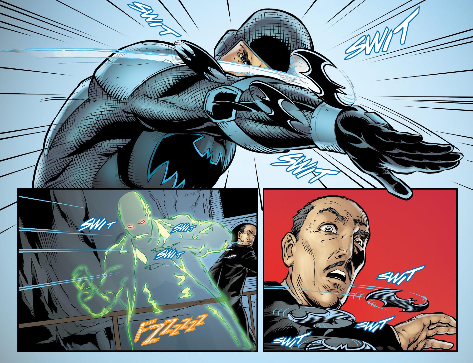 Read online Smallville: Season 11 comic -  Issue #32 - 4