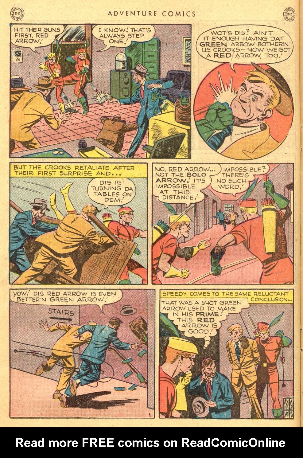 Read online Adventure Comics (1938) comic -  Issue #133 - 20