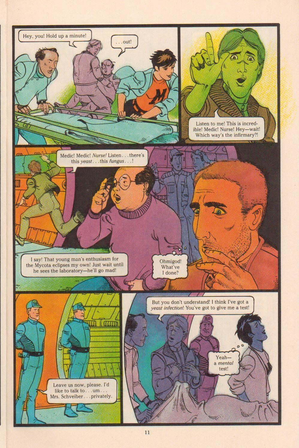 Read online Dalgoda comic -  Issue #5 - 13