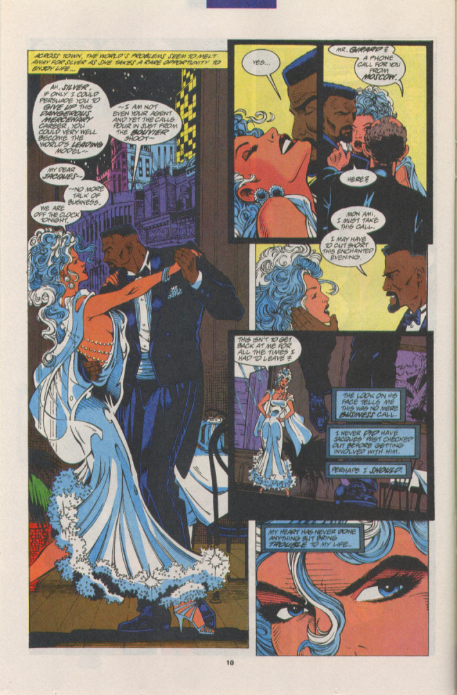 Read online Silver Sable and the Wild Pack comic -  Issue #15 - 9