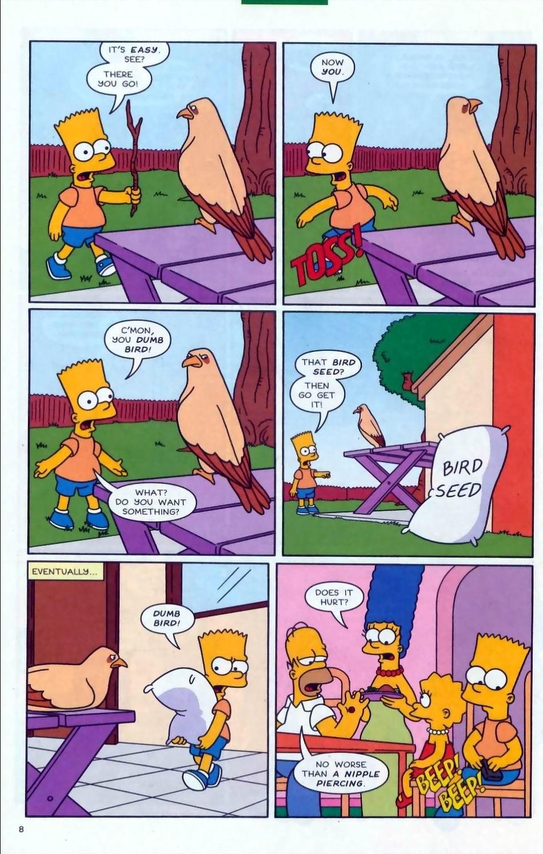 Read online Simpsons Comics comic -  Issue #72 - 9