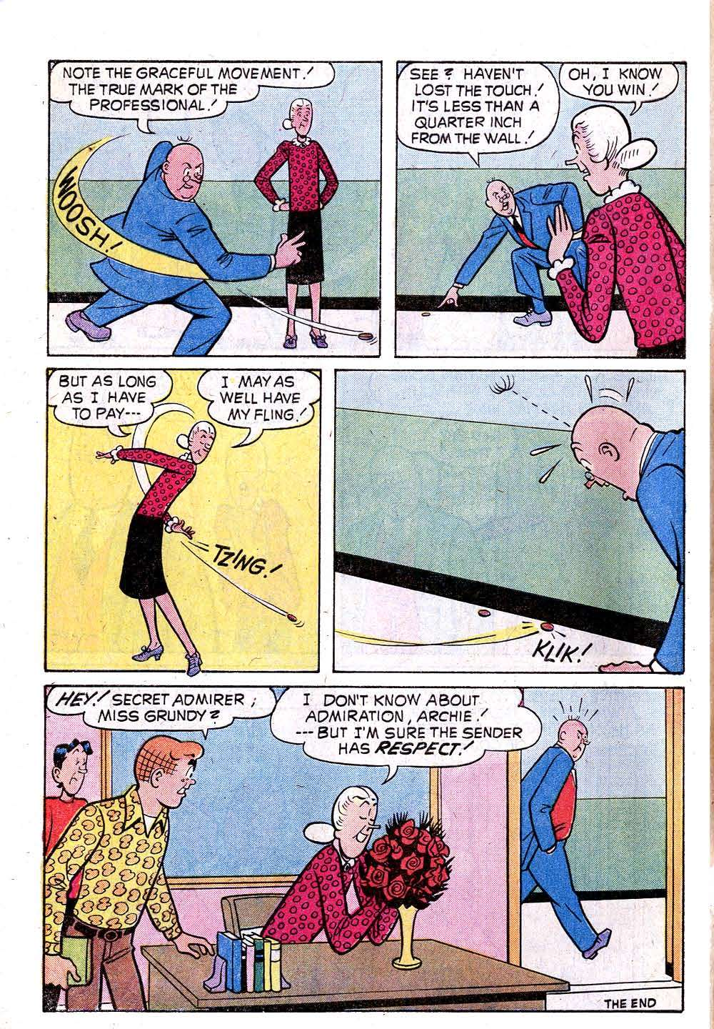 Read online Archie (1960) comic -  Issue #235 - 8
