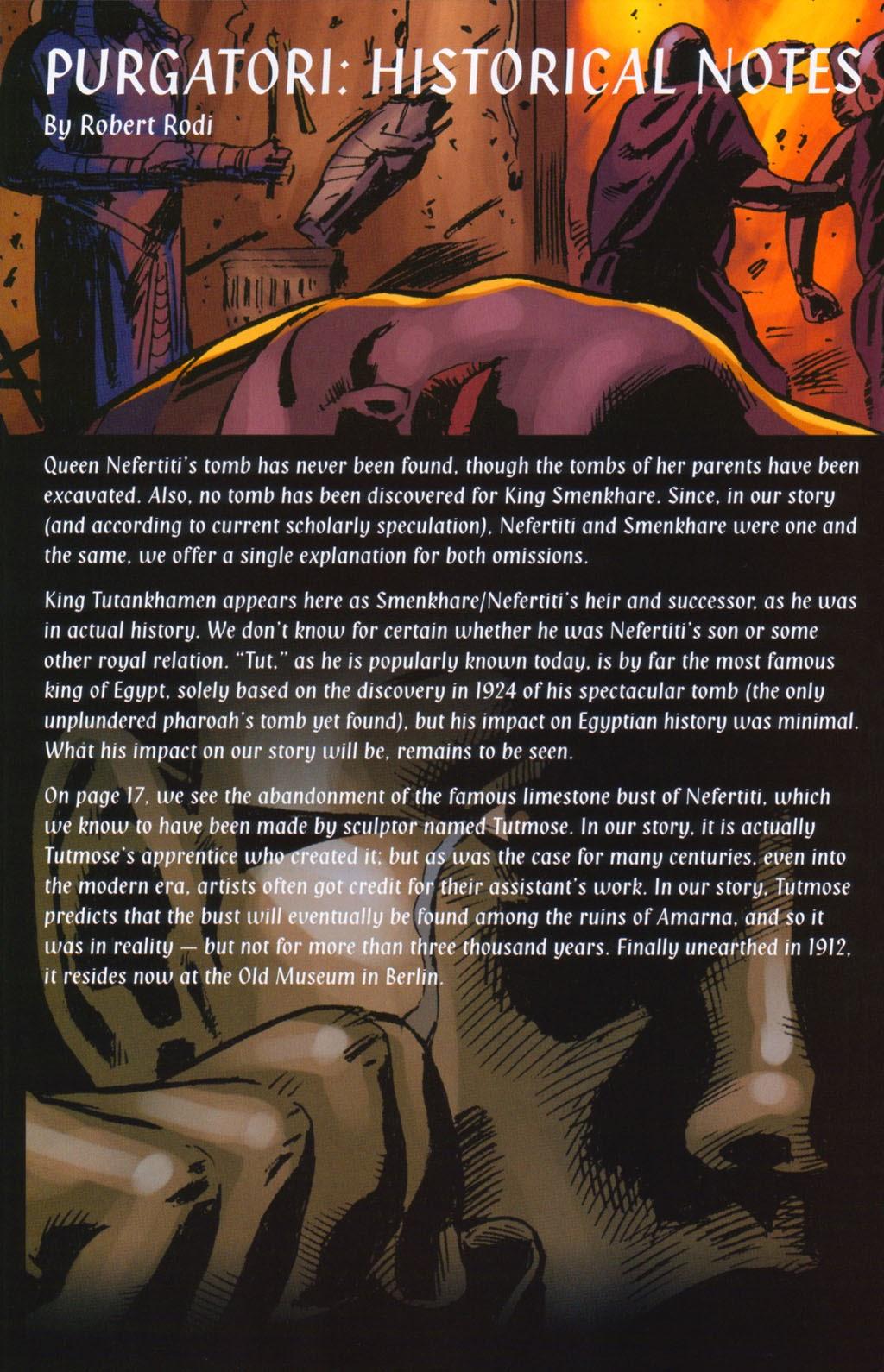 Purgatori (2005) 5 Page 26