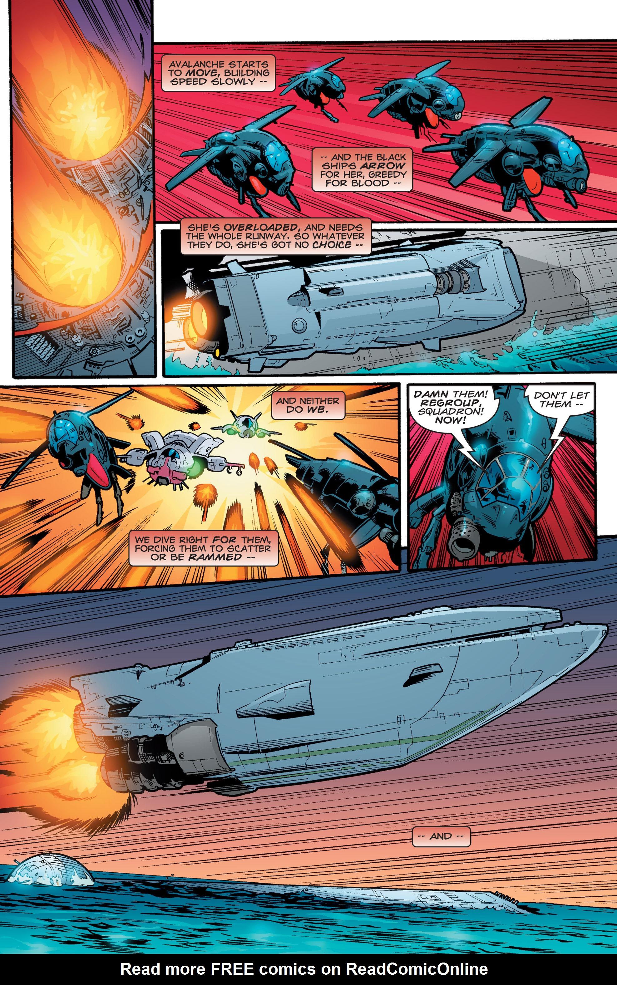 Read online Shockrockets comic -  Issue # TPB - 114