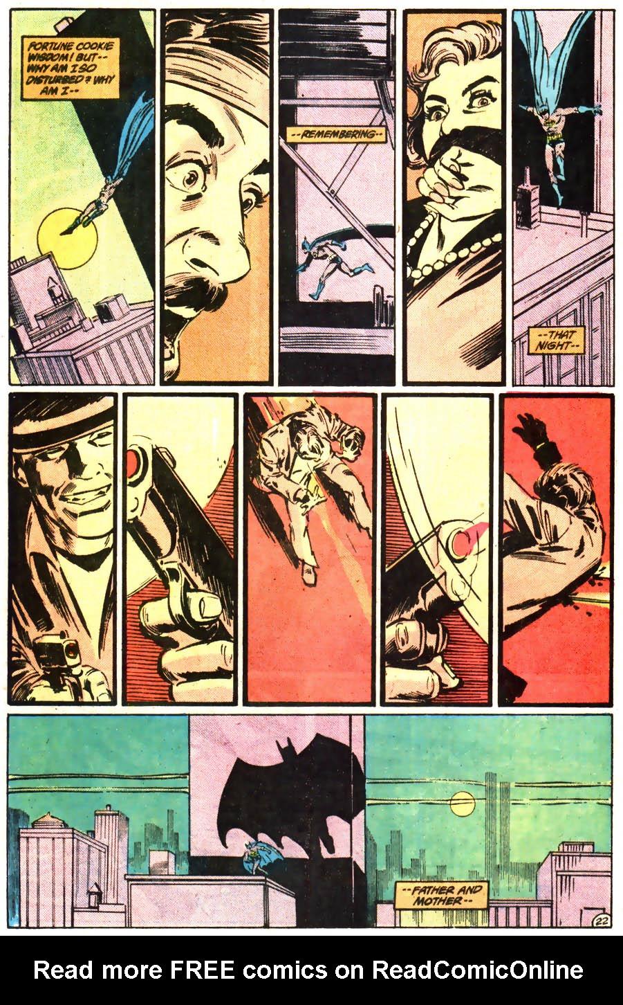 Read online Detective Comics (1937) comic -  Issue # _Annual 1 - 23