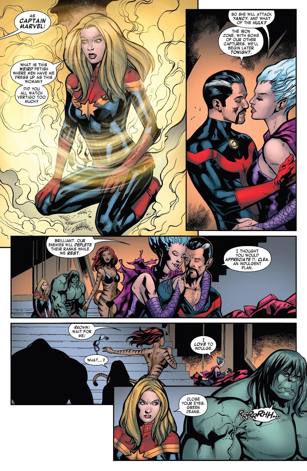 Dark Avengers (2012) Issue #185 #11 - English 6