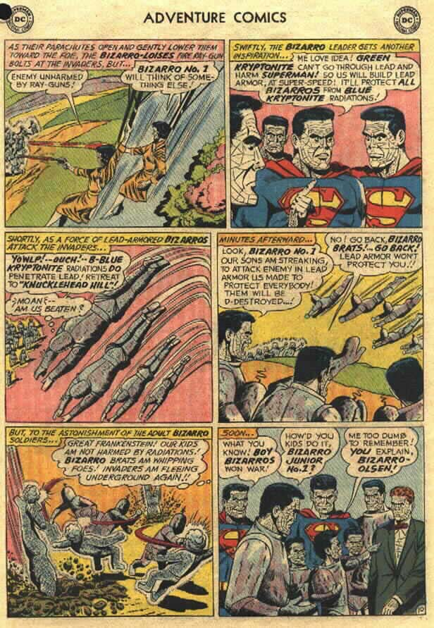 Read online Adventure Comics (1938) comic -  Issue #290 - 46