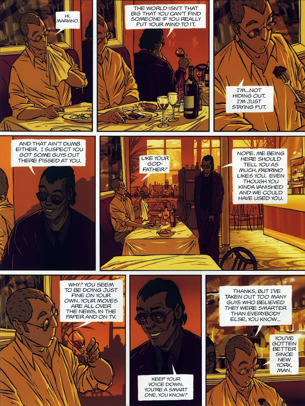 Read online The Killer comic -  Issue #7 - 30