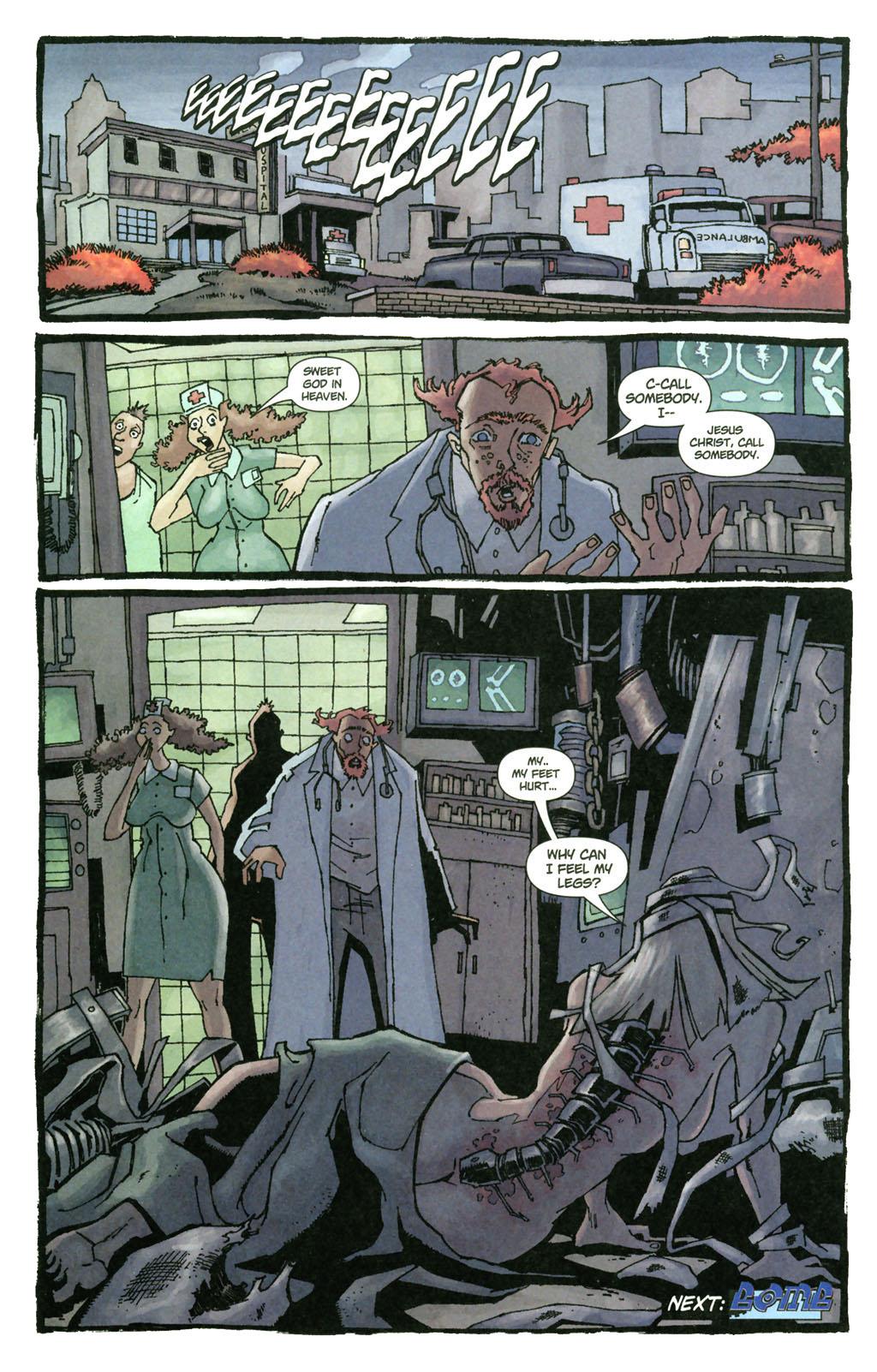 Read online Enginehead comic -  Issue #4 - 23