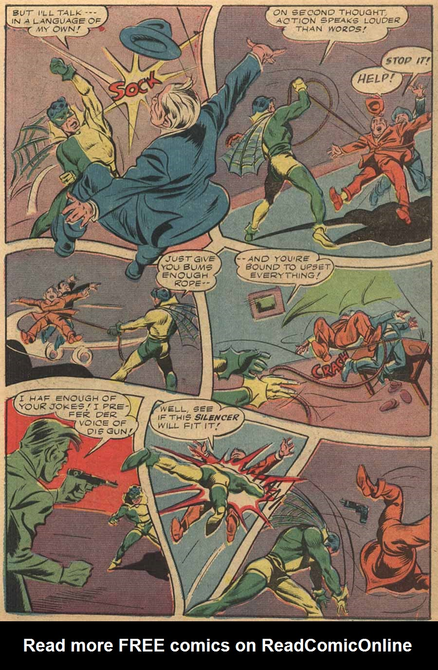 Zip Comics issue 37 - Page 60