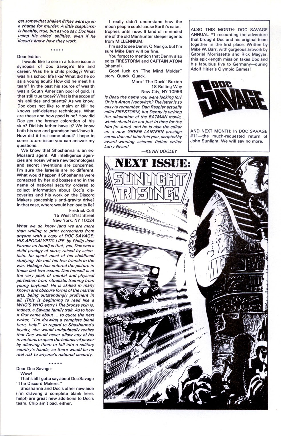 Doc Savage (1988) issue 10 - Page 31