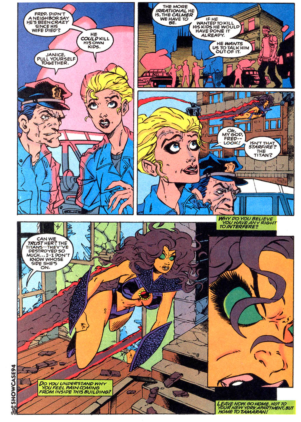 Read online Showcase '94 comic -  Issue #11 - 33