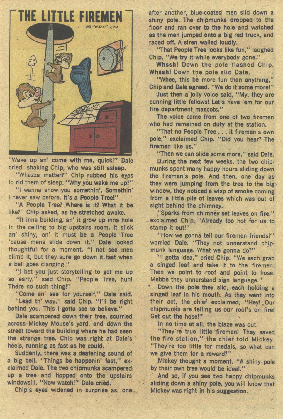 Walt Disney's Comics and Stories issue 452 - Page 15