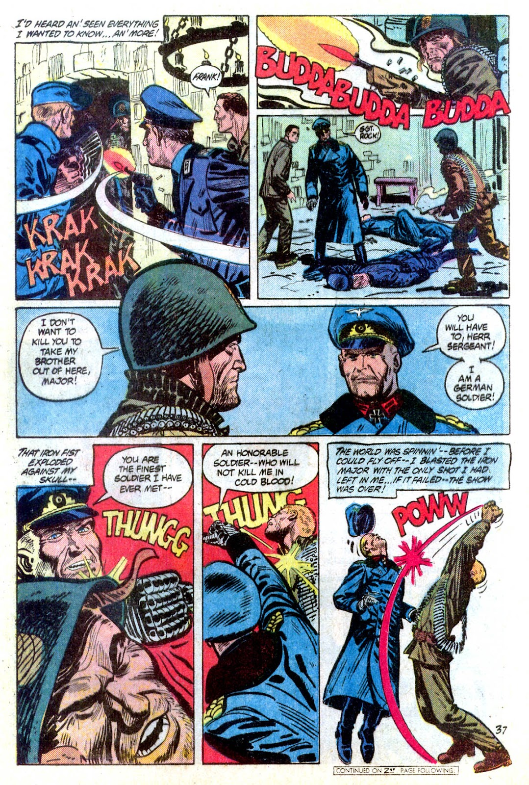 Sgt. Rock issue Annual 2 - Page 39
