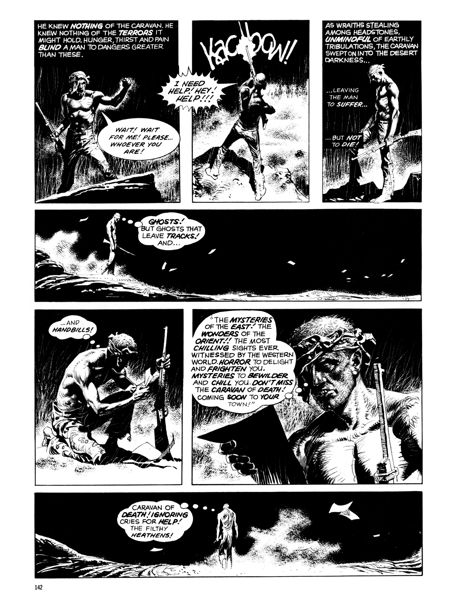 Read online Eerie Archives comic -  Issue # TPB 14 - 143
