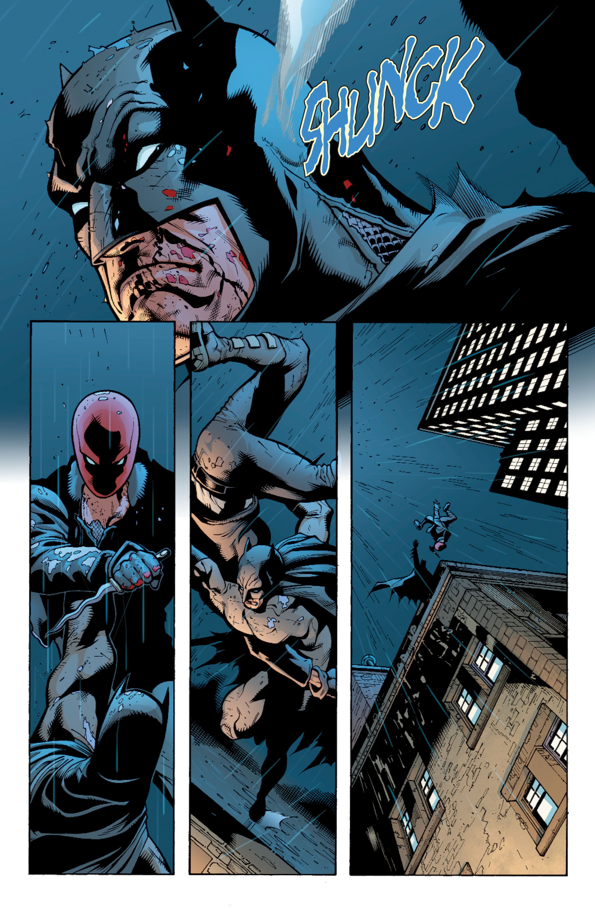 Read online Batman: Under The Red Hood comic -  Issue # Full - 13