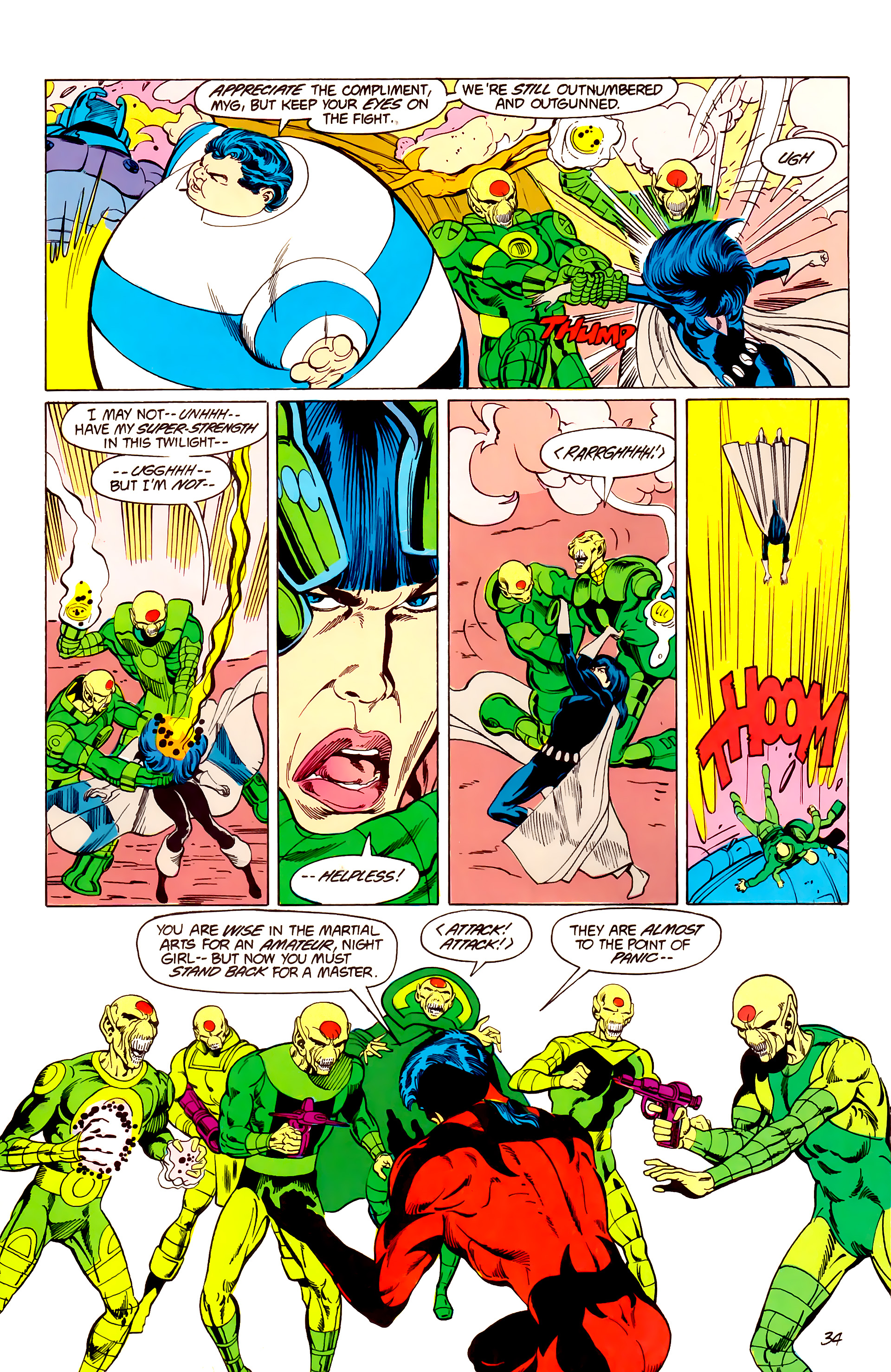 Legion of Super-Heroes (1984) _Annual_3 Page 34