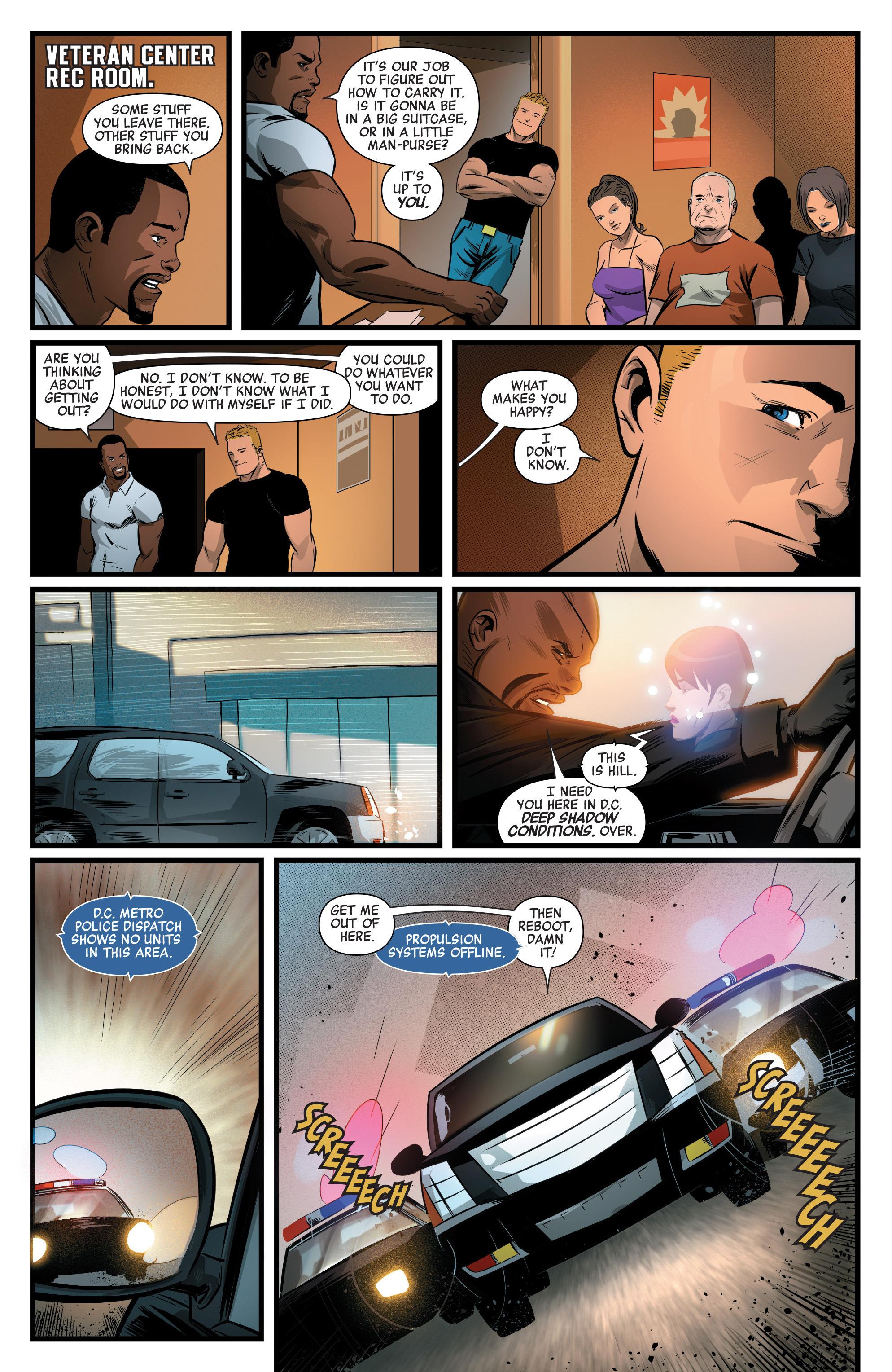 Read online Captain America: Civil War Prelude comic -  Issue #3 - 9