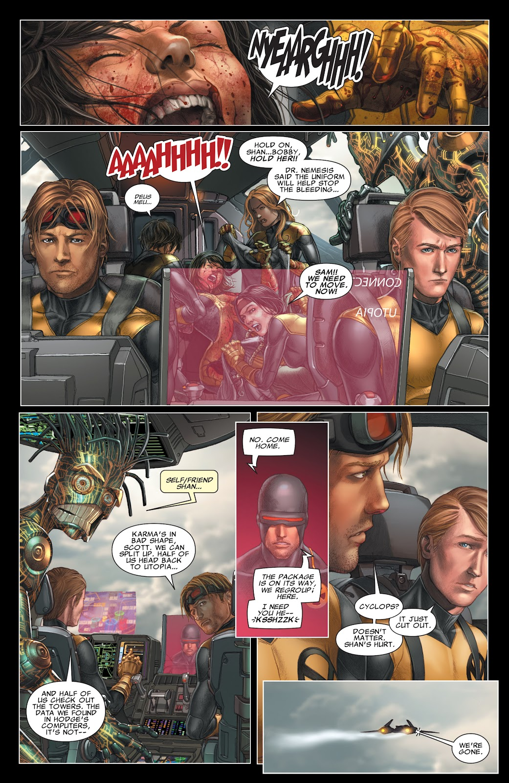 Read online X-Men: Second Coming comic -  Issue # _TPB (Part 2) - 18