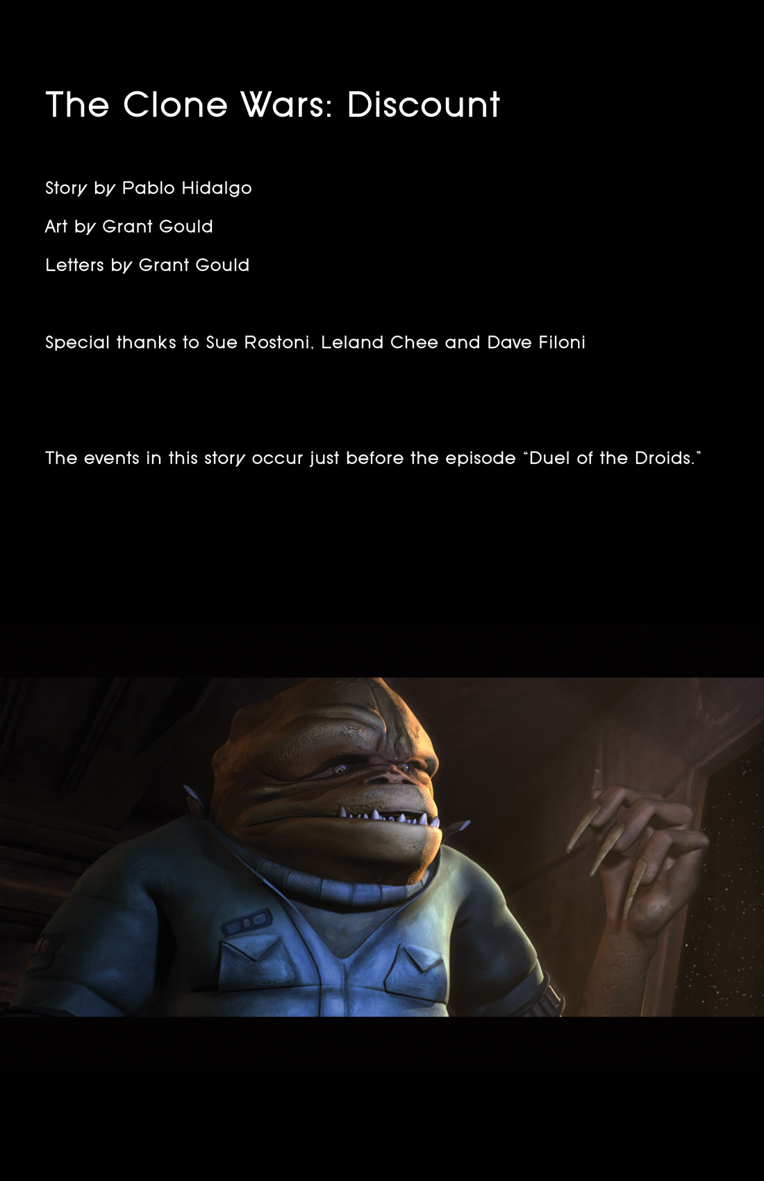 Read online Star Wars: Tales From The Clone Wars comic -  Issue # TPB - 47