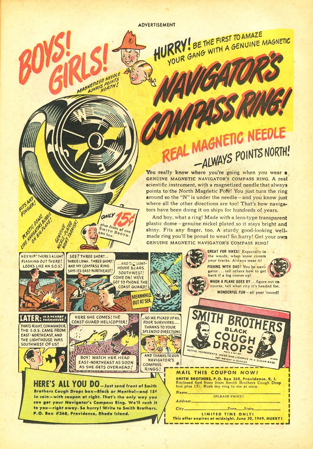 Read online Sensation (Mystery) Comics comic -  Issue #86 - 15