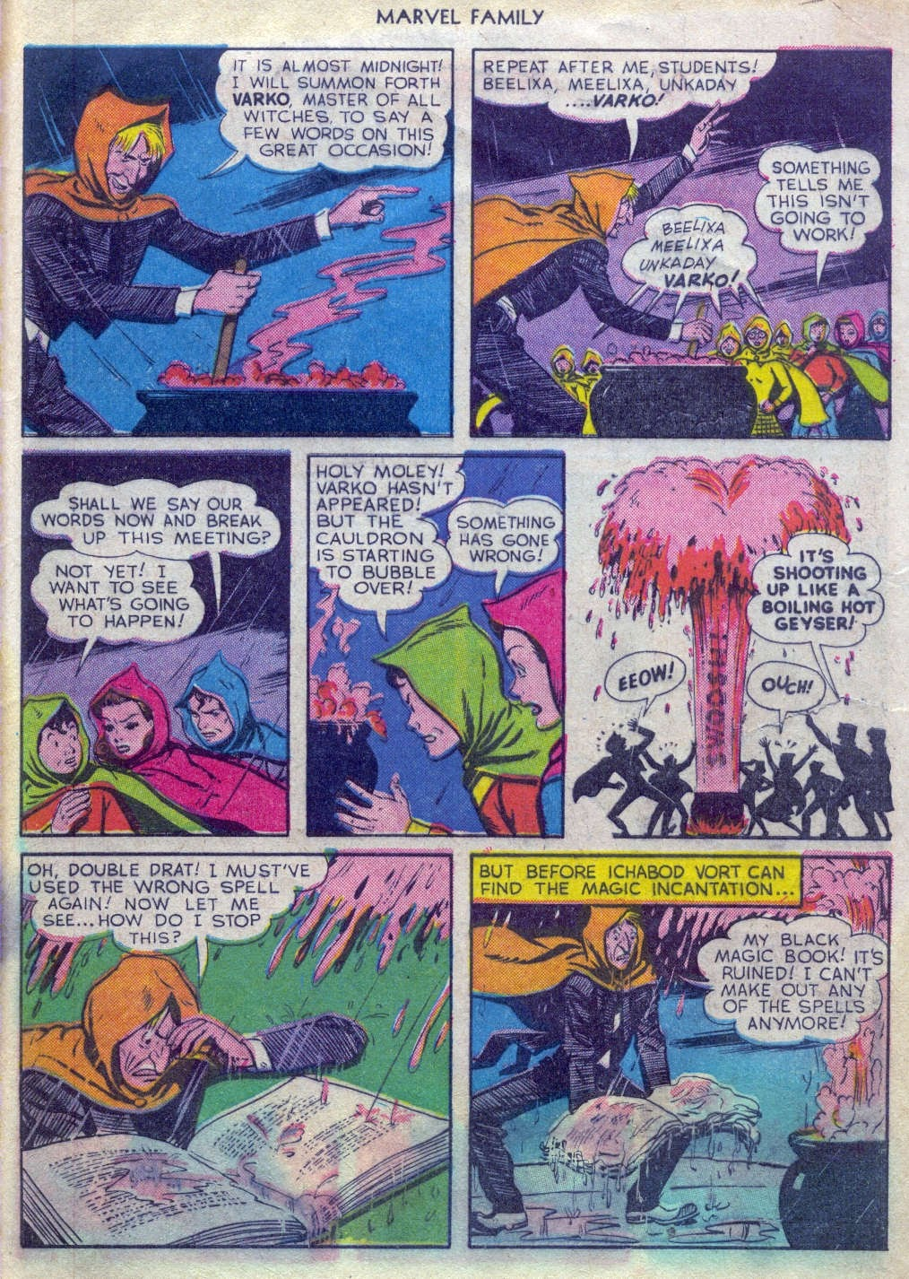 The Marvel Family issue 52 - Page 28