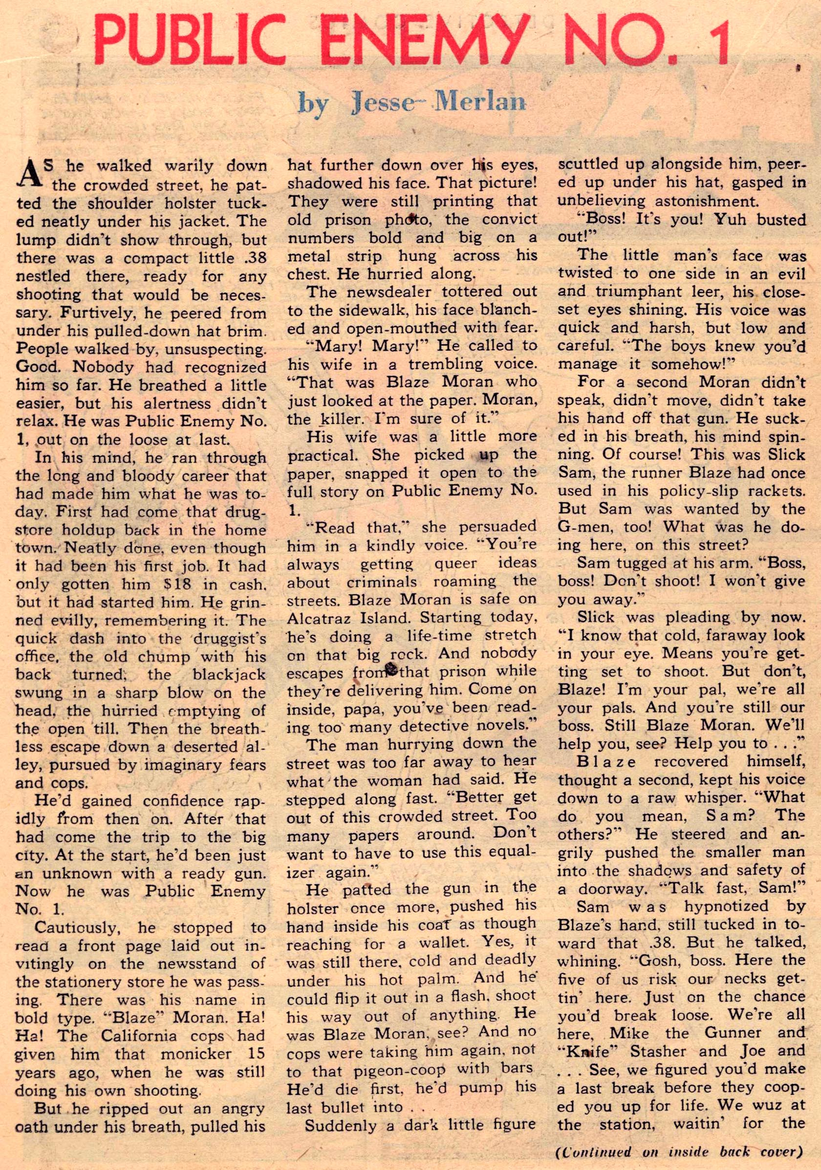 Read online Detective Comics (1937) comic -  Issue #95 - 30