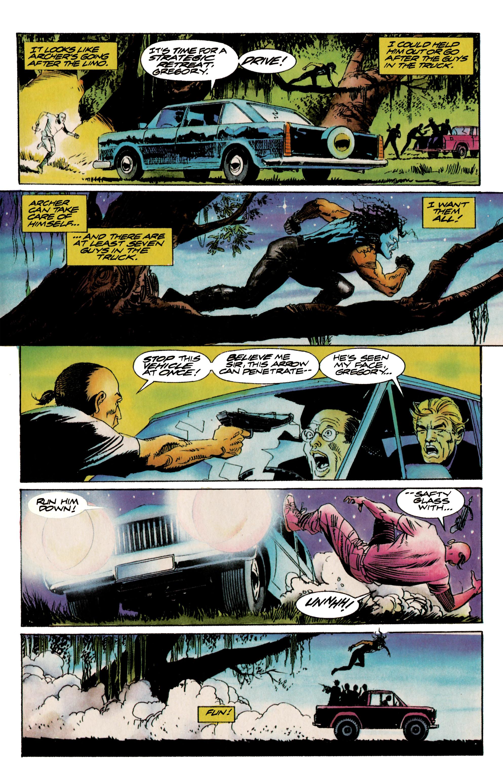 Read online Shadowman (1992) comic -  Issue #18 - 12