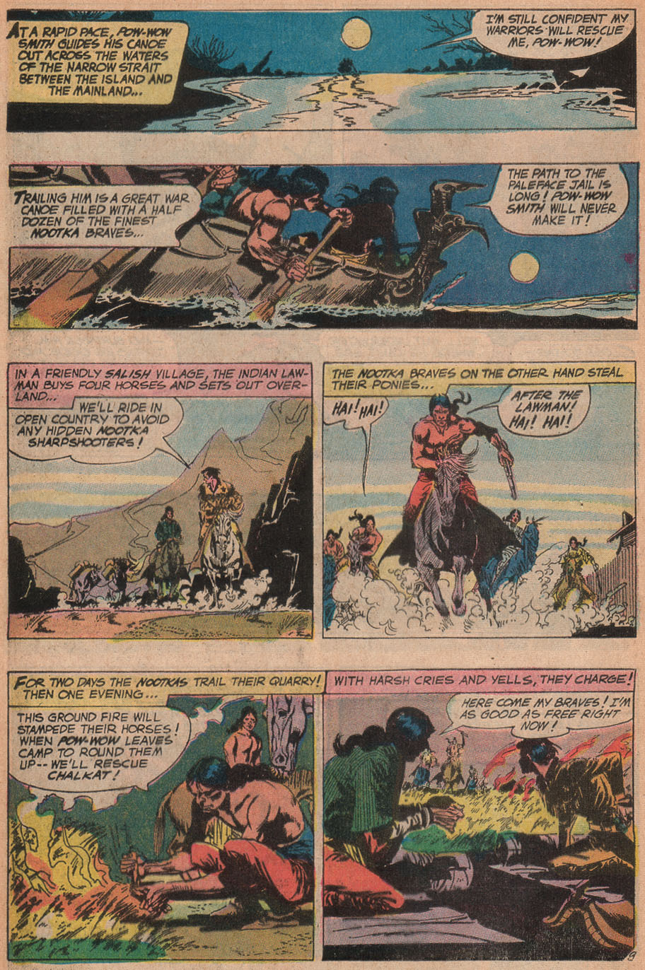 Read online All-Star Western (1970) comic -  Issue #9 - 12