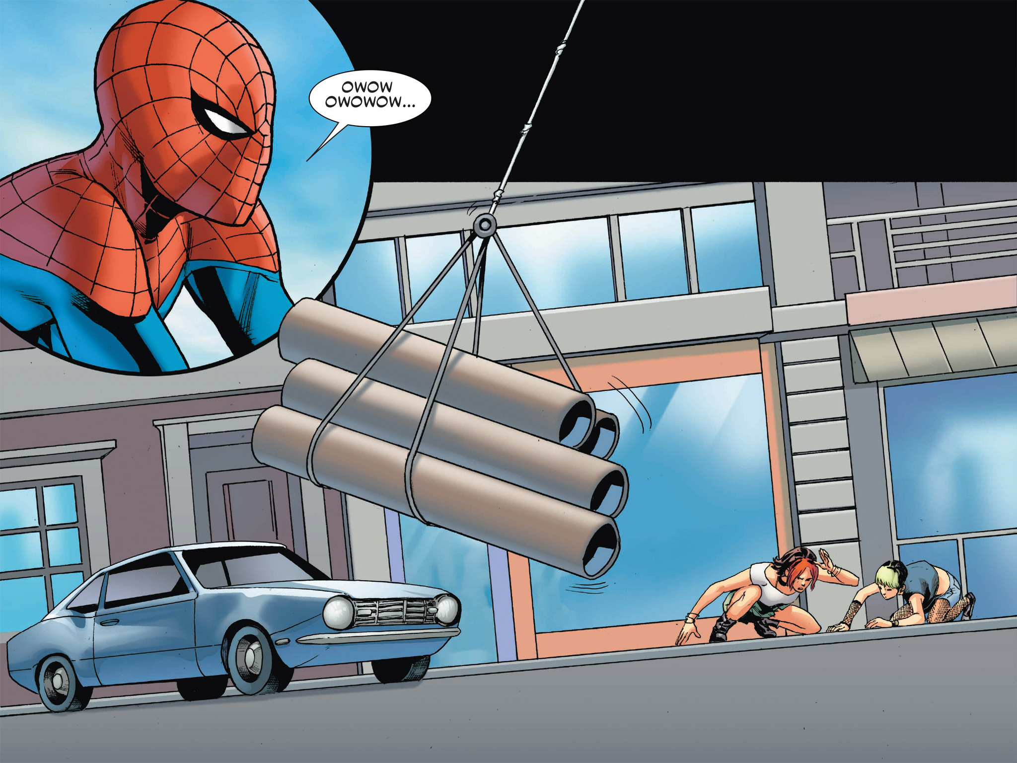 Read online Ultimate Spider-Man (Infinite Comics) (2016) comic -  Issue #2 - 39